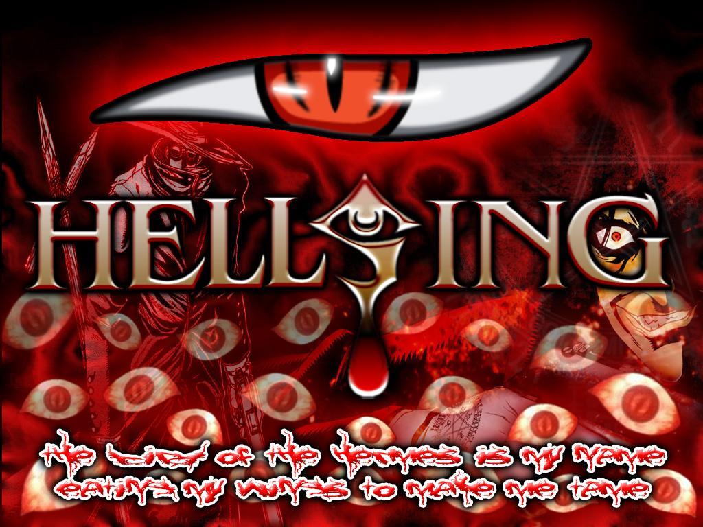 Hellsing/Hellsing Ultimate