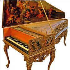 Le récitatif est-il accompagné par le clavecin et le violoncelle ou par l'orchestre ?
