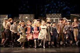 Dans l'opéra, le choeur peut représenter un groupe de personnes.