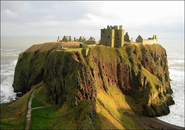 Laquelle de ces princesses vit en Écosse ?