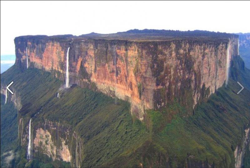 Le Mont Roraima a inspiré lequel de ces Disney ?
