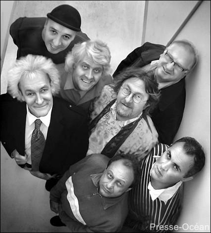 Un groupe des années 1970...