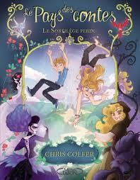 Le livre de contes de Chris Colfer