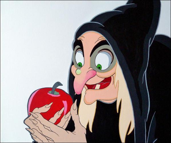 Les méchantes sorcières de Disney