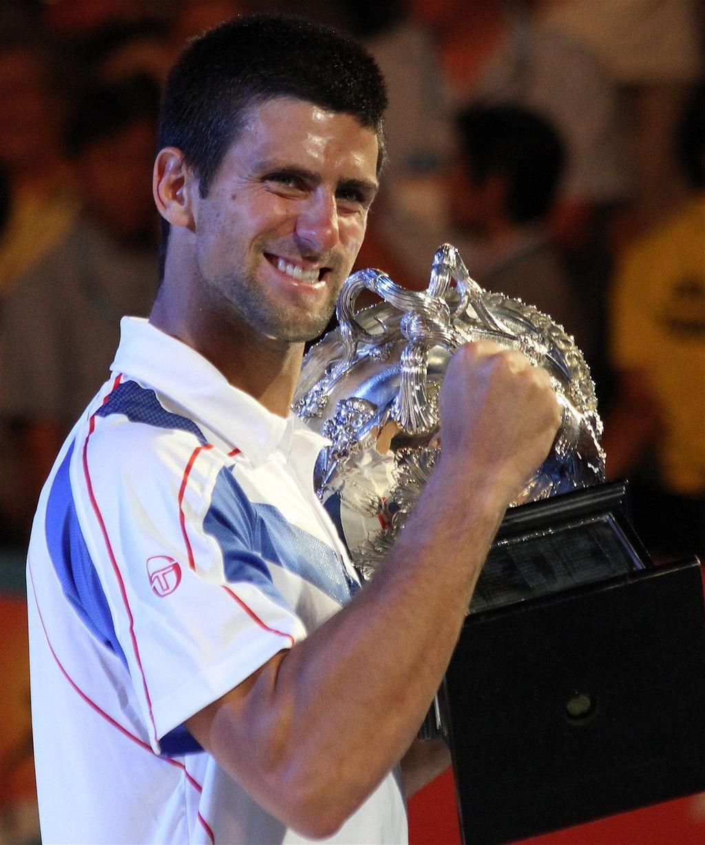Novak Djokovic, la grande star !