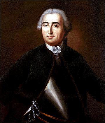 En quelle année, Montcalm fut envoyé en Nouvelle France comme commandant des troupes françaises pendant la guerre de Sept Ans ?