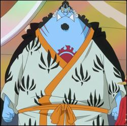Jinbei possède-t-il un fruit du démon ?