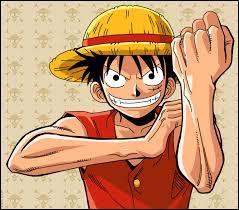 Luffy possède 8 personnes dans son équipage.