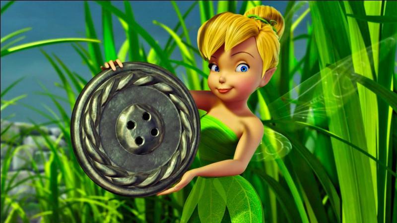Elle a également son propre film dans lequel elle incarne le personnage principal. Quel est le talent de cette petite fée ?
