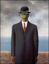 Quelle est cette oeuvre de René Magritte ?