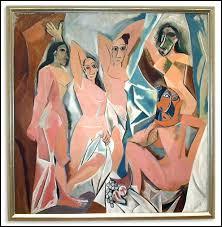Quelle est cette oeuvre de Pablo Picasso ?