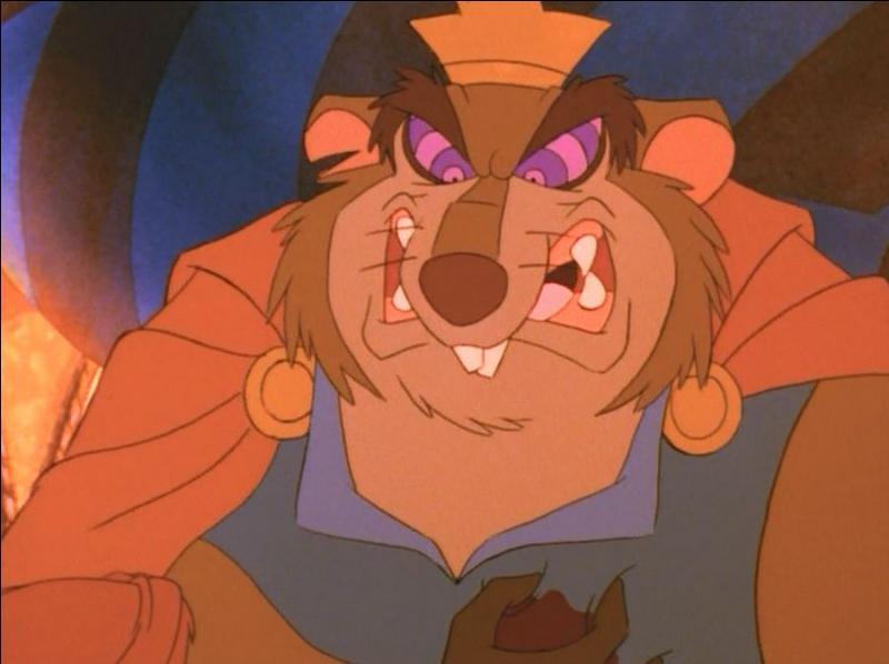 Pourquoi le Roi des souris est-il au royaume des jouets plus tard ? Que se passe-t-il lorsqu'il s'y trouve ?