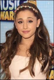 Dans laquelle de ces trois séries Ariana ne joue-t-elle pas ?