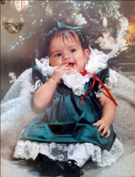 Qui est ce charmant bébé ?