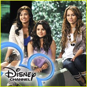 Les stars de Disney Channel, enfants !