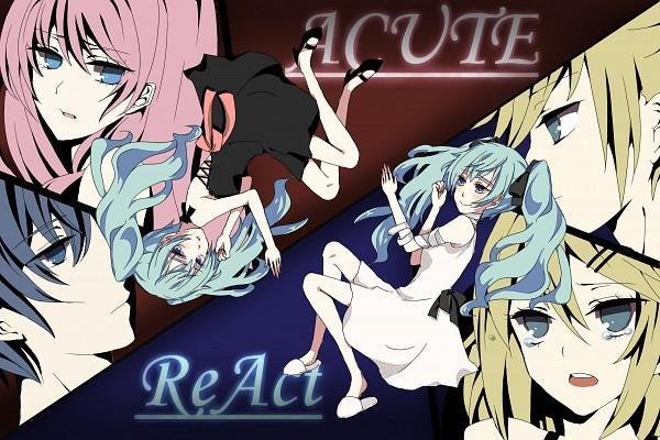 QCM - Vocaloid : Acute et ReAct