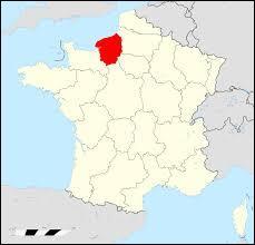 Cette région comporte 2 départements 27 et 76.