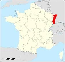 Cette région comporte 2 départements 67, 68.