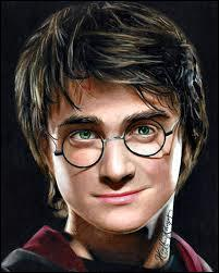 Qu'a Harry Potter sur le front ?