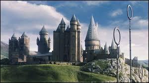 Quel est le nom de l'école des sorciers ?