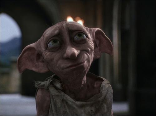 A partir de quel tome pouvons-nous entendre parler de ce cher Dobby ?