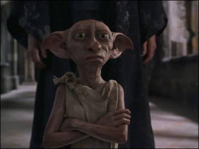 Dobby peut-il faire de la magie avec une baguette ?