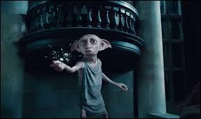 Harry Potter rencontre Dobby la première fois dans sa chambre. Que cachait-il ?