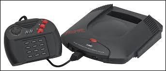 Cette console d'Atari a le nom d'un fauve...