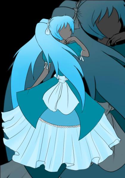 Len rencontre pour la première fois Miku :
