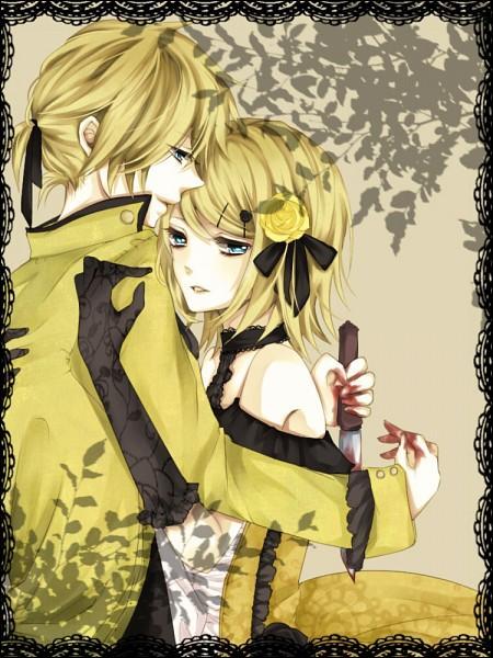 Rin est sur le point de se faire tuer par...
