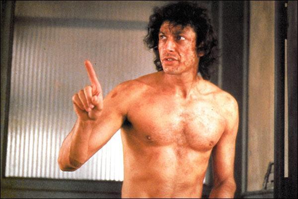 Dans quel film Jeff Goldblum se transforme-t-il en insecte ?