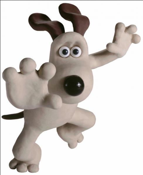 Wallace et Gromit utilise l'animation en pâte à modeler. Qui est sur la photo ?