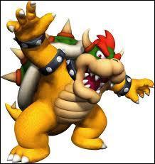 Impressionnant personnage et l'un des plus célèbres de Mario. Qui est-ce ?