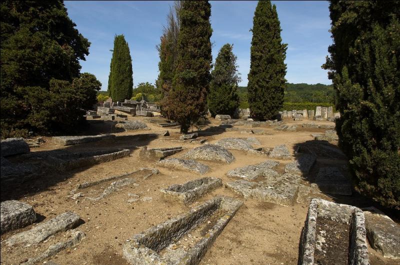 Dans quelle région, peut-on visiter la Nécropole mérovingienne ?