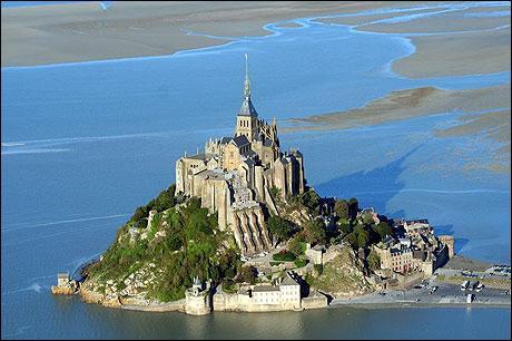 Dans quelle région, peut-on visiter le Mont-Saint-Michel ?