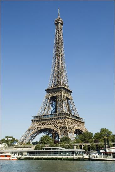 Dans quelle région, trouve-t-on la Tour Eiffel ?