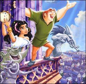 """Dans """"Le Bossu de Notre-Dame"""", à la fin, avec qui Esmeralda va-t-elle se marier ?"""