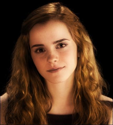 Les parents d'Hermione sont avocats, pas de quoi en faire une salade.