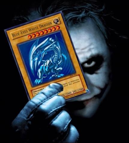 Petite référence à Yu-Gi-Oh ! : un dragon blanc aux yeux bleus apparaît dans Harry Potter et la Coupe de Feu !