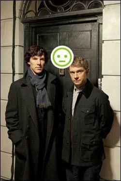 John et Sherlock habitent où ? j'aimerais aller les visiter : mais je ne suis pas sûr si c'est 221 A, B ou C.