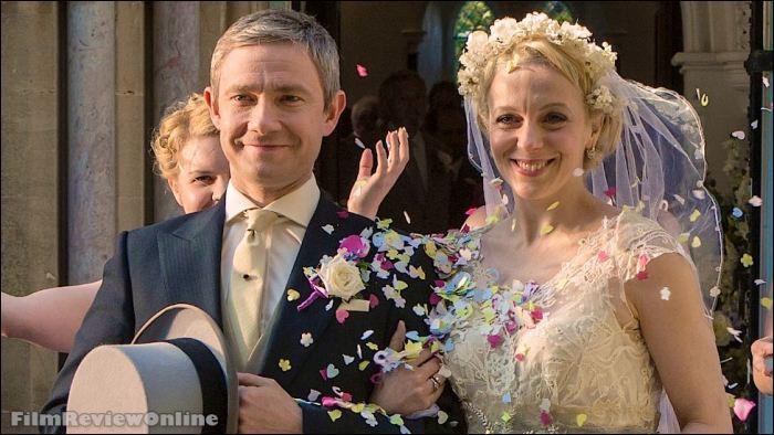 Au mariage de John et Mary, Sherlock dit qu'ils sont trois, pourquoi ?
