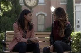 Dans l'épisode 16, qu'apprend-on sur Shana ?