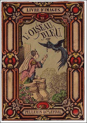 Quelle femme de lettres française est l'auteur de L'Oiseau bleu , conte de fées en prose publié en 1697 ?