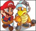 Combien de fois Mario a-t-il été capturé/sauvé ?