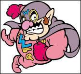 """Wario doit manger de l'ail appelé """"ail vengeur"""" pour devenir Warioman."""