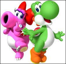 Yoshi et Birdo sont amoureux.