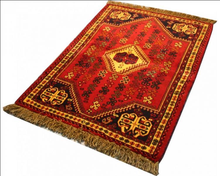 Ce tapis a le pouvoir de voler dans :