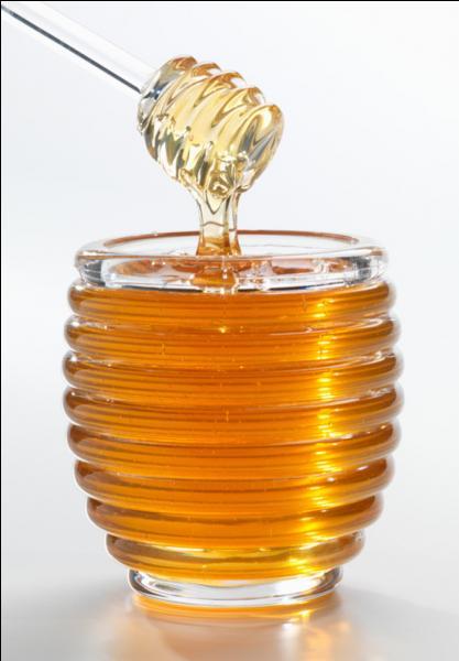 Le héros de ce dessin animé raffole du miel :