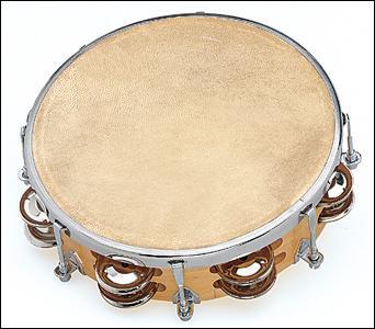 Ce tambourin appartient à une danseuse mais dans quel dessin animé ?
