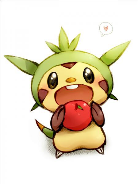 Qui est cet adorable Pokémon ?